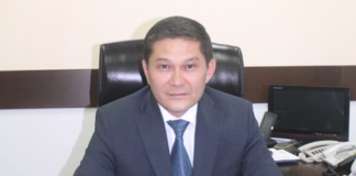 Ерлан Қуанышұлы Айтаханов Шымкент қаласының әкімі болып тағайындалды