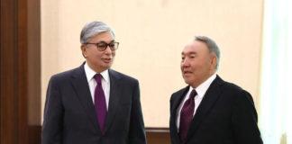 Назарбаев президент Тоқаевтың жұмысына қатысты пікір білдірді